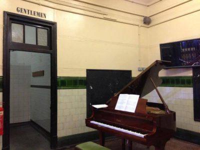 Gentleman's Piano